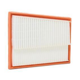 Въздушен филтър LX 1850/1 MAHLE ORIGINAL