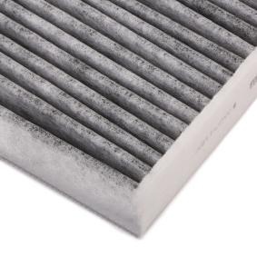MAHLE ORIGINAL Filter, Innenraumluft (LAK 467/S) niedriger Preis