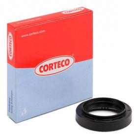 CORTECO Shaft seal, differential 12036825B