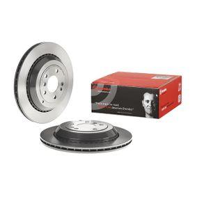BREMBO Спирачен диск A1644231312 за MERCEDES-BENZ, DAIMLER купете