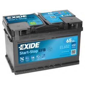 EXIDE Autobatterie EL652