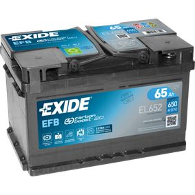 Akkumulator EL652 EXIDE