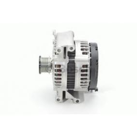 A0131549002 für MERCEDES-BENZ, Generator BOSCH (0 121 715 129) Online-Shop