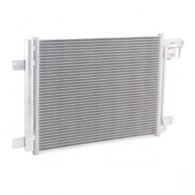 HELLA Kondensator, Klimaanlage 1K0820411G für VW, AUDI, SKODA, SEAT, VOLVO bestellen