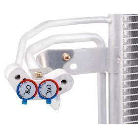 1K0820411AC für VW, AUDI, SKODA, SEAT, VOLVO, Kondensator, Klimaanlage HELLA (8FC 351 301-044) Online-Shop
