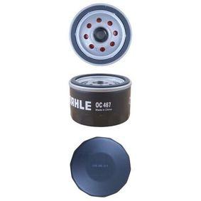 RENAULT MEGANE 1.9 dT (JA0K, JA0Y) 90 CH année de fabrication 01.1997 - Cache moteur (OC 467) KNECHT Boutique internet