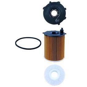 KNECHT Oil filter OX 171/2D