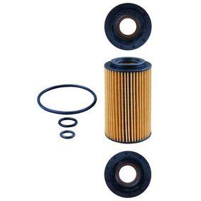 KNECHT Ölfilter A6511800009 für MERCEDES-BENZ, SMART bestellen