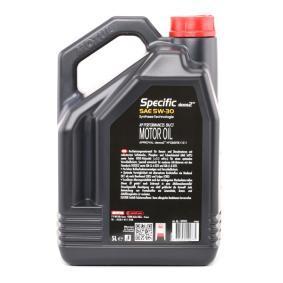 SUZUKI BALENO MOTUL Auto Öl, Art. Nr.: 102643