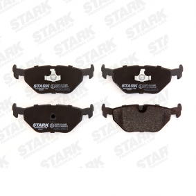 STARK Bremsbelagsatz, Scheibenbremse (SKBM-1012) niedriger Preis