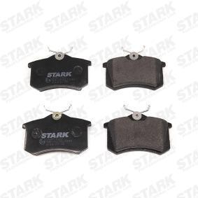 STARK Brake pads SKAD-1023