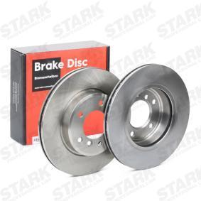 34116766224 für BMW, Bremsscheibe STARK (SKBM-2028) Online-Shop