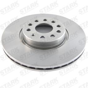STARK SKAD-2030 Bremsscheibe OEM - 5Q0615301F AUDI, SEAT, SKODA, VW, VAG, FTE, METELLI, REMSA, BRINK, sbs, VW (SVW), ROTINGER günstig