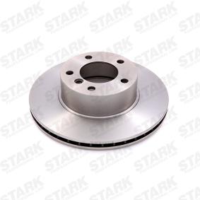 5 Touring (E39) STARK Bremsscheiben SKBM-2031