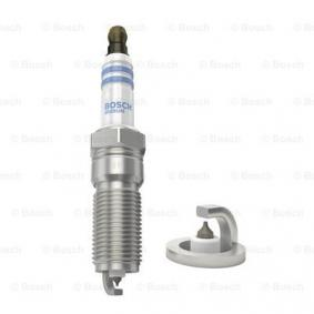 BOSCH Spark Plug SMS851387 for CHERY, GREAT WALL acquire
