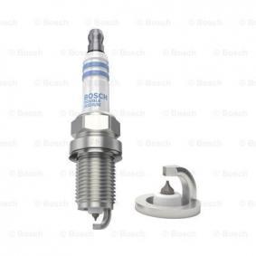 Spark Plug BOSCH Art.No - 0 242 236 599 OEM: 9091901210 for TOYOTA, SUBARU, DAIHATSU, LEXUS, LOTUS buy