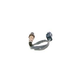 BOSCH Oxygen Sensor 0 258 986 646