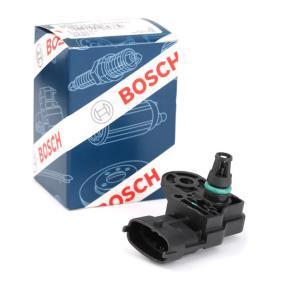 PUNTO (188) BOSCH Sensor, intake manifold pressure 0 261 230 245