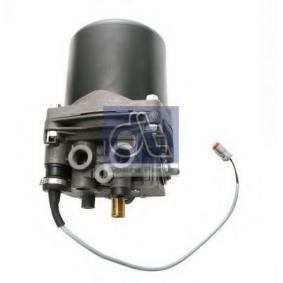 Lufttrockner, Druckluftanlage DT Art.No - 1.18482 OEM: 1354874 für DAF kaufen