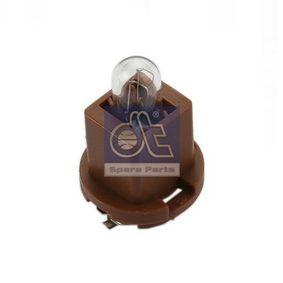 DT RENAULT CLIO Beleuchtung Instrumente (2.27222)