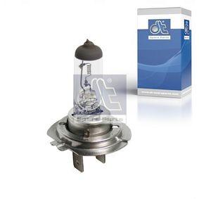 DT Glühlampe, Fernscheinwerfer 000000004221 für MERCEDES-BENZ bestellen