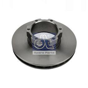 Bremsscheibe DT Art.No - 4.63988 OEM: 6684210112 für MERCEDES-BENZ, MAN kaufen