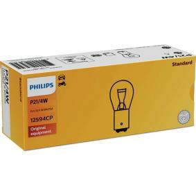 PHILIPS Bulb, brake / tail light (12594CP) at low price