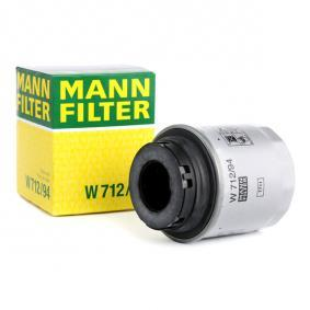 Ibiza IV ST (6J8, 6P8) MANN-FILTER Pro kit bajar suspensión resortes W 712/94