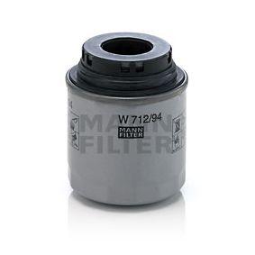 Resortes helicoidales (W 712/94) fabricante MANN-FILTER para SEAT Ibiza IV ST (6J8, 6P8) año de fabricación 02/2012, 150 CV Tienda online