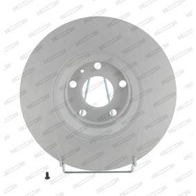 Bremsscheibe FERODO Art.No - DDF1277C-1 OEM: 4F0615301E für VW, AUDI, SKODA, SEAT kaufen