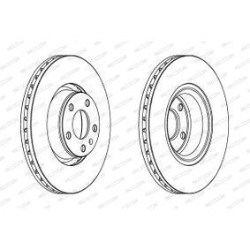 FERODO Bremsscheibe 4F0615301E für VW, AUDI, SKODA, SEAT bestellen