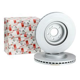 1644210512 за MERCEDES-BENZ, Спирачен диск FERODO (DDF1532C-1) Онлайн магазин