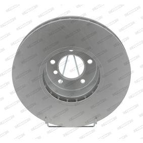 Bremsscheibe FERODO Art.No - DDF1867C-1 OEM: 34116779467 für BMW kaufen