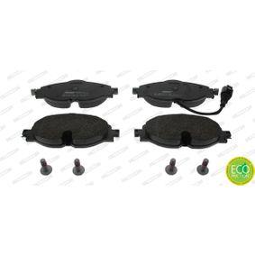 FERODO Kit de plaquettes de frein, frein à disque (FDB4433) à bas prix