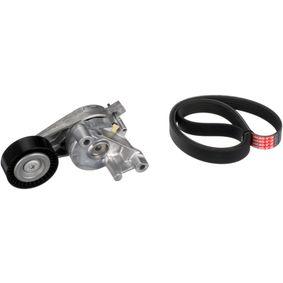 GATES VW GOLF Комплект многоклинов(пистов) ремък (K026PK1053)