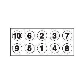 Болт на цилиндровата глава 22-89005B GOETZE