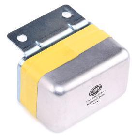 HELLA Regulador del alternador (5DR 004 243-111) a un precio bajo