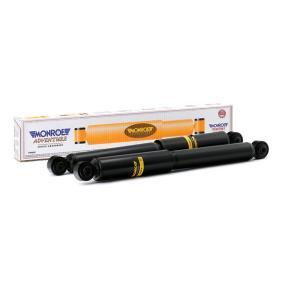 CAPTIVA (C100, C140) MONROE Amortiguadores D8079