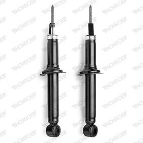 Stoßdämpfer MONROE Art.No - E1302 OEM: MR911869 für HONDA, VOLVO, MITSUBISHI kaufen