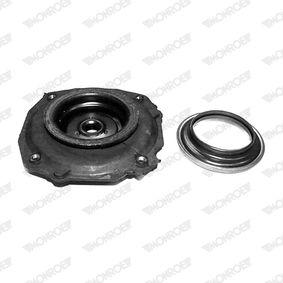 Federbeinstützlager MONROE Art.No - MK022 OEM: 7700797666 für RENAULT, PEUGEOT, HYUNDAI, VOLVO, DACIA kaufen