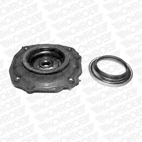 MONROE Top Strut Mounting 7700797666 for PEUGEOT, RENAULT, HYUNDAI, VOLVO, DACIA acquire