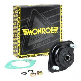 MONROE MK121 Federbeinstützlager OEM - 33521137972 BMW, BorgWarner (BERU) günstig