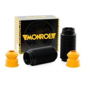 MONROE Topes de suspensión & guardapolvo amortiguador PK098