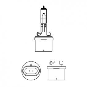 12059C1 Glühlampe, Nebelscheinwerfer von PHILIPS Qualitäts Ersatzteile