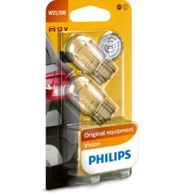 12066B2 Крушка с нагреваема жичка, стоп светлини / габарити от PHILIPS качествени части