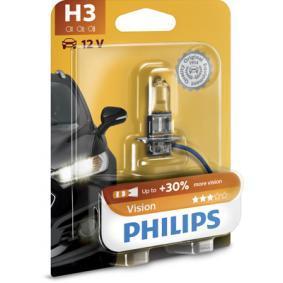 12336PRB1 Glühlampe, Fernscheinwerfer von PHILIPS Qualitäts Ersatzteile