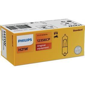12356CP Glühlampe, Blinkleuchte von PHILIPS Qualitäts Ersatzteile
