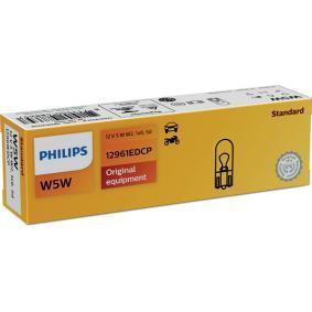 N000000000853 für MERCEDES-BENZ, Glühlampe, Blinkleuchte PHILIPS (12961EDCP) Online-Shop