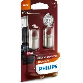 Bulb, licence plate light 13814B2 online shop