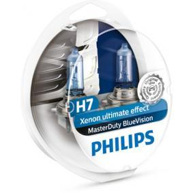 Glühlampe, Fernscheinwerfer PHILIPS Art.No - 13972MDBVS2 OEM: 215226 für MASERATI kaufen